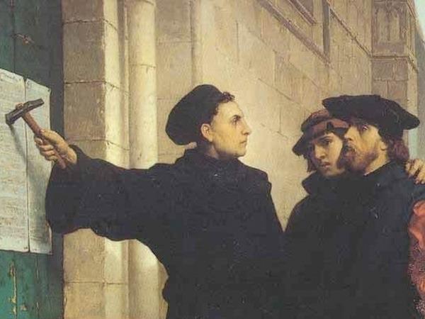95 tesi Lutero