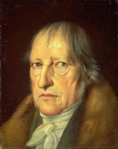 Hegel ritratto del 1831