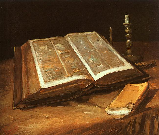 Van Gogh Bibbia