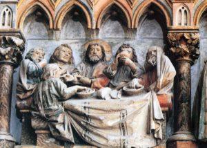 Una S. Cena valdese medioevale a Naumburg
