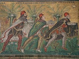 magi bizantini
