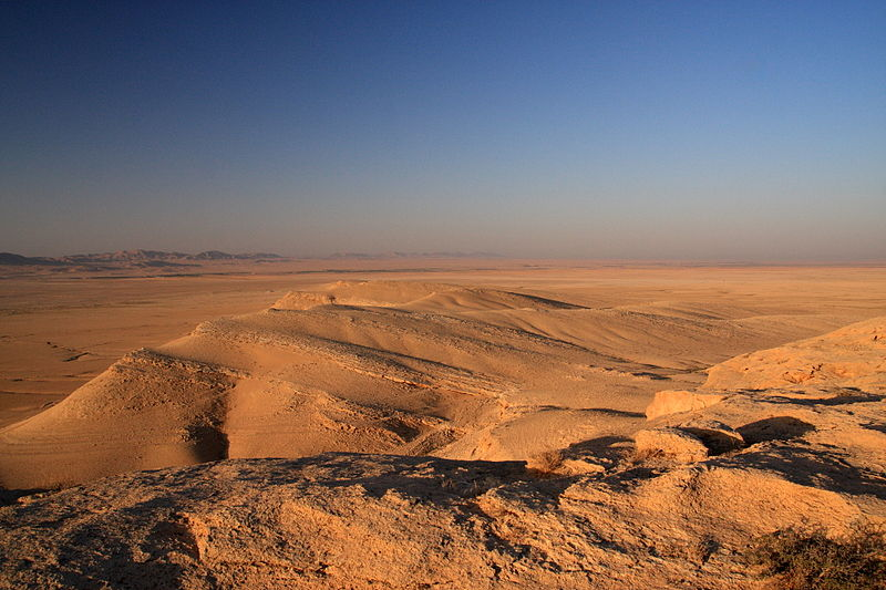 Deserto siriano