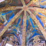 Angeli musicisti abside cattedrale di valencia