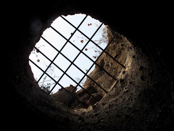 prigione antica romana