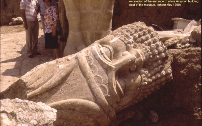 Dagli scavi di Ninive
