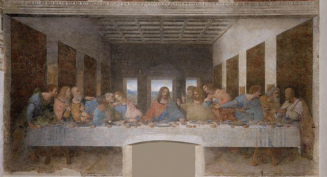 Ultima cena Leonardo