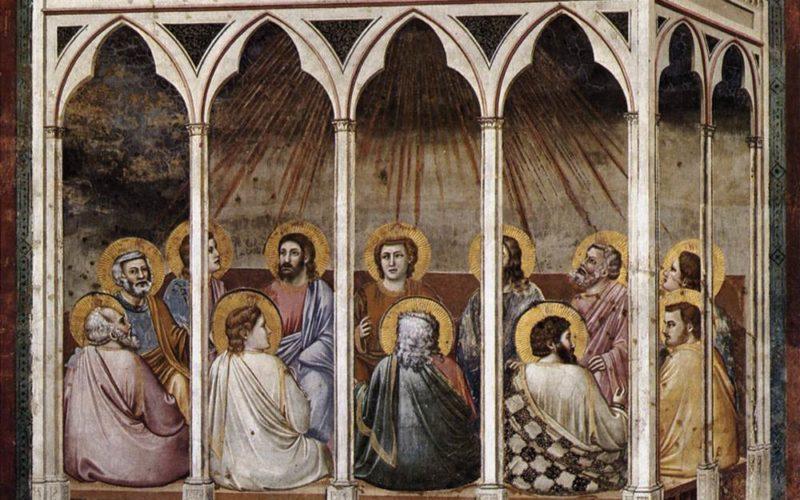 Pentecoste Giotto