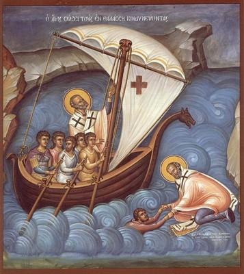 Pietro sulle acque