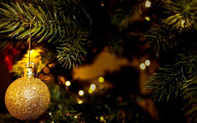 Albero Natale decorazione